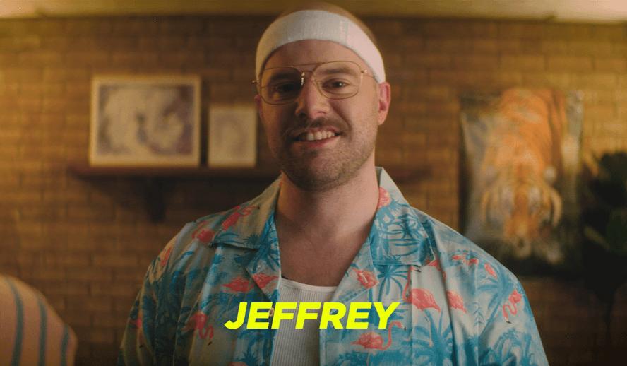 Jeffrey a chaud