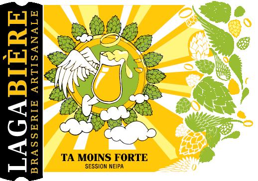 étiquette Ta Moins Forte