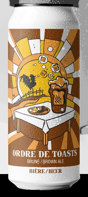 Ordre de Toasts