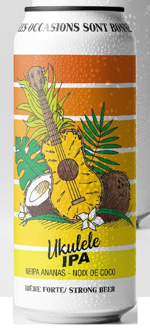 Ukulele ananas coconut
