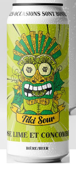 Tiki Gose lime et concombre