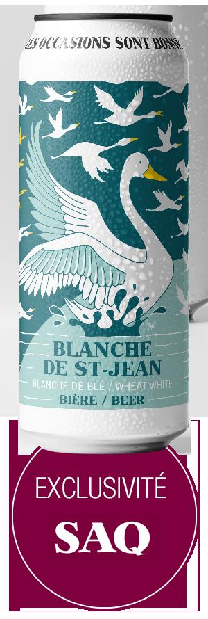 Blanche de St-Jean / SAQ